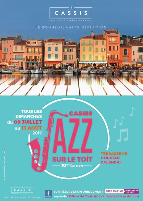 Image result for jazz sur le toit cassis 2017