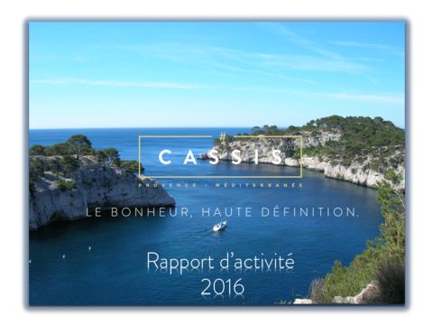 Retrouvez toutes les actions men es par l 39 office de tourisme durant l 39 ann e 2016 dans son - Office tourisme de cassis ...