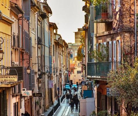 Cassis - Aix-en-Provence