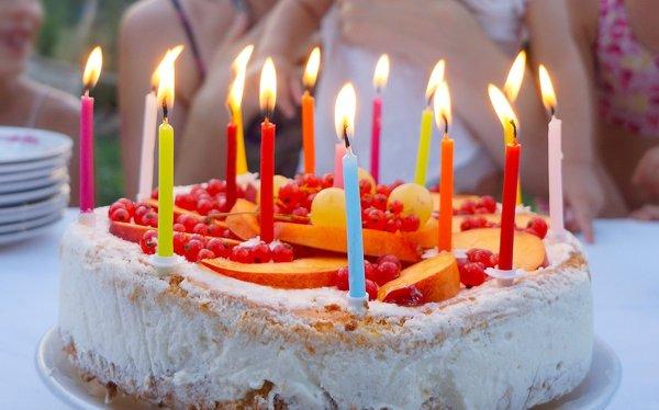 gateau anniversaire cassis