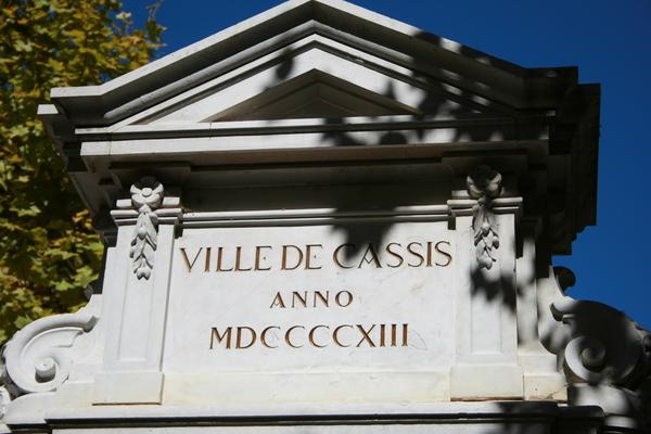 Visite guidée historiqe Cassis