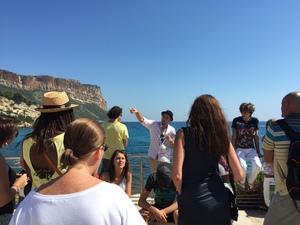 Cassis office de tourisme calanques cap canaille aoc - Office tourisme marseille visites guidees ...