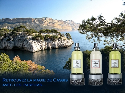 Museum of perfume... Flavors & Fragrances - Cassis, France