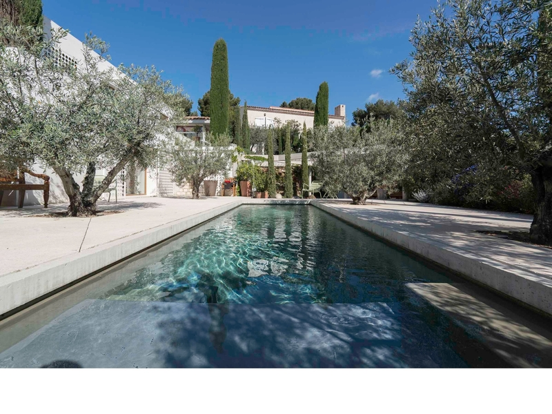 Villa mandine chambres d 39 h tes cassis france for Chambre d hotes cassis
