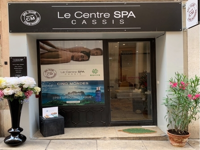 Le centre SPA Cassis Spa - Cassis, France