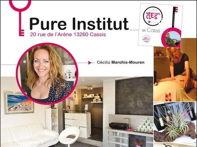 Pure institut Institut de beauté - Institut de bien être - Cassis, France