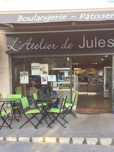 L'Atelier de Jules Boulangerie - Pâtisserie - Cassis, France