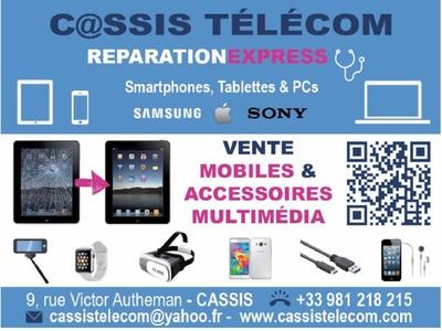 Cassis Télécom - Cassis, Francia