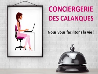 Conciergerie des Calanques Intendance et conciergerie - Cassis, France