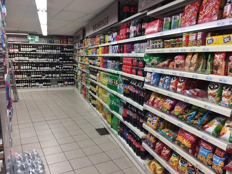 Casino Frankreich Supermarkt