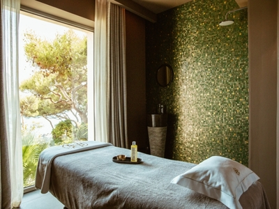 SPA Sisley Hôtel Les Roches Blanches***** - Cassis, Francia