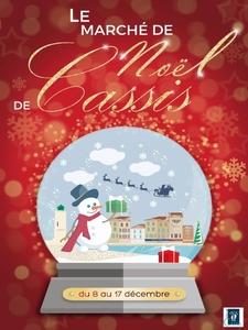 Marché de Noël de la cité de Calendal.... Cassis