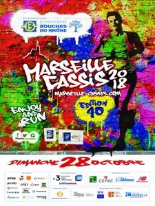 Marseille-Cassis - 20 km - 40ème édition