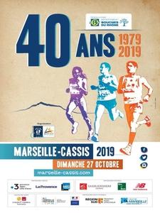 Marseille-Cassis - 20 km - 41ème édition