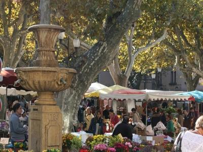 Marché Provençal de Cassis
