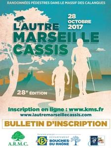 L'autre Marseille-Cassis - randonnée pedestre