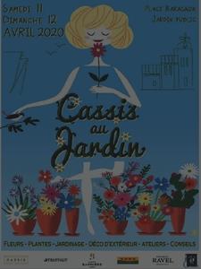 Cassis au Jardin