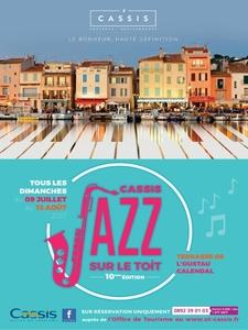 Jazz sur le toit - 1 - Floriane Jourdain