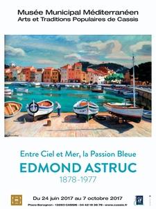Entre ciel et mer, la passion bleue d'Edmond astruc