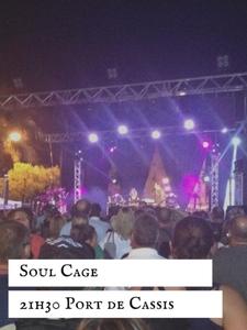Les Nuits Vagabondes de Cassis - Soul Cage