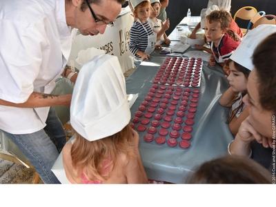 Les Cours de pâtisserie pour les enfants - Les Vendanges Étoilées