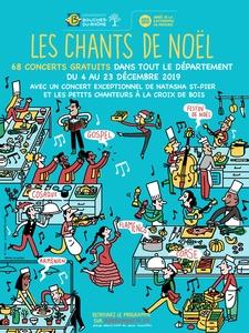 68 Chants de Noël dans les Bouches-du-Rhône