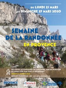 Semaine de la Randonnée en Provence