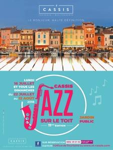 Jazz sur le toit - la Chanteuse Fabienne Marcangeli