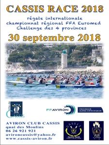 Cassis Race Aviron de mer