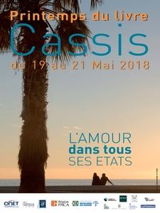 Le Printemps du Livre de Cassis - rencontres littéraires 21/5