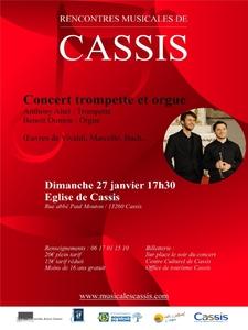 Concert classique : Trompette et Orgue