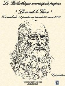 "Exposition ""Léonard de Vinci"""