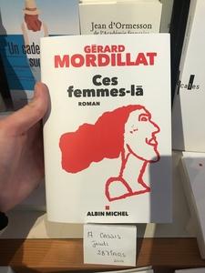 """Discussion autour de """" Ces femmes-là"""" de Gérard Mordillat"""