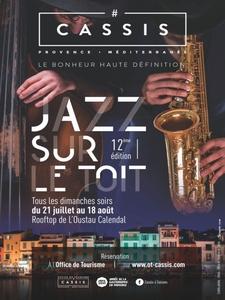 Jazz sur le toit - soirée 2 - AJ Pocket Swing & Be Bop