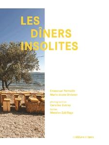 """Dédicace du livre """"Les Dîners insolites"""""""
