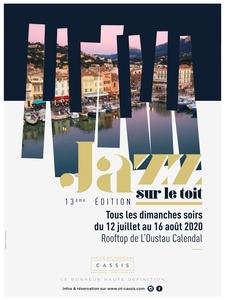 Jazz sur le toit - soirée 6 - hommage à Ella Fitzgerald avec Suzanne Wognin