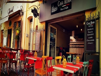 Restaurant Casa Roma - Cassis, France