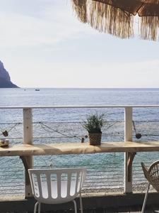 Restaurant Same Same Beach - Cassis, France