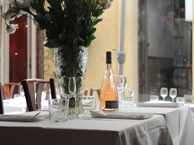 Restaurant A Table - Cassis, France