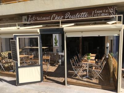 Restaurant Chez Poulette - Cassis, France