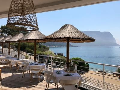 Restaurant La Calanque M - Cassis, France