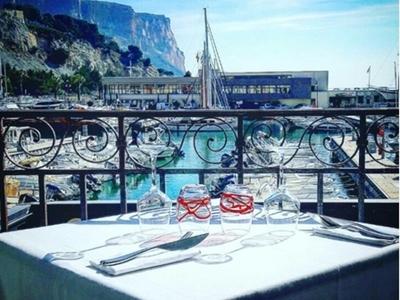 Restaurant La Nonna d'Oro - Cassis, France