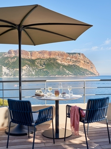 Restaurant Les Roches Blanches - Le Loup Bar - Cassis, Francia