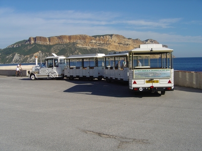 Little Touristic Train of Cassis - Cassis, France