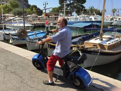 Smart Scoot Cassis - Cassis, France