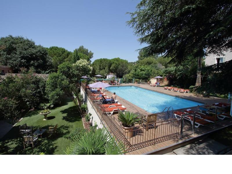 Les jardins de cassis alberghi 3 stelle cassis francia - Les jardins de cassis ...
