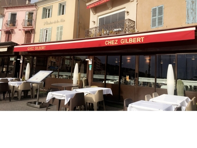 Restaurant Chez Gilbert - Cassis, France