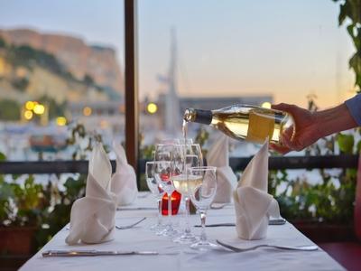 Restaurant La Vieille Auberge - Cassis, Francia