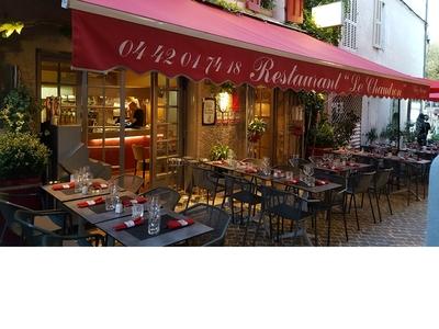 Restaurant Le Chaudron - Cassis, Frankreich