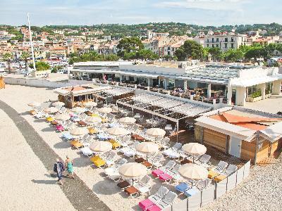 Restaurant Le Grand Large - Cassis, France